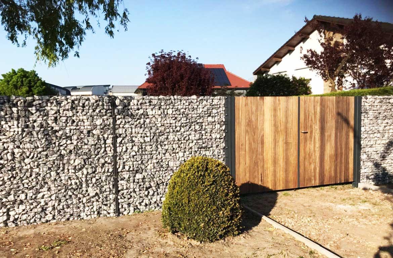 houten poort de daal