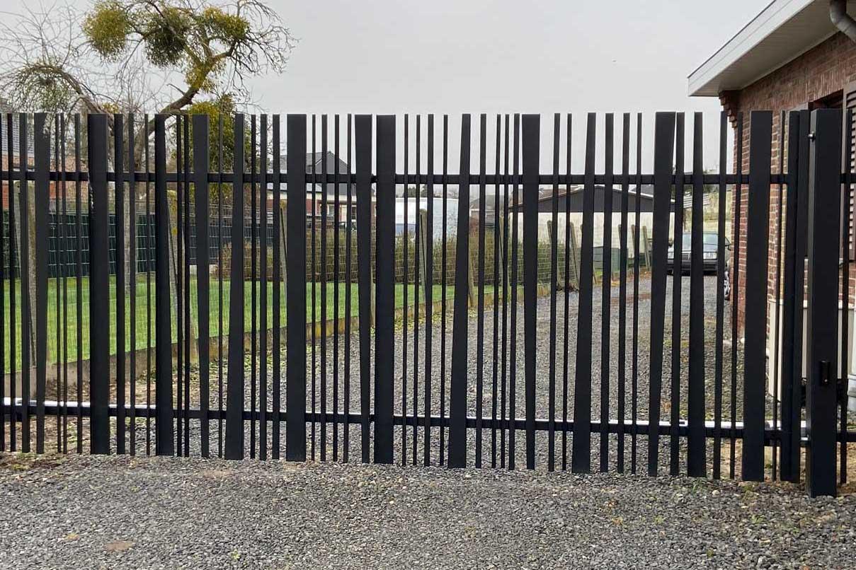de daal poorten en afsluitingen