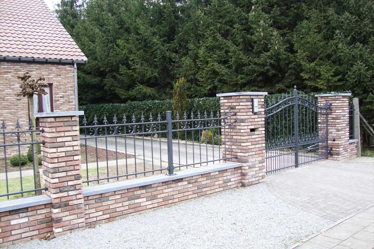 klassieke poorten de daal