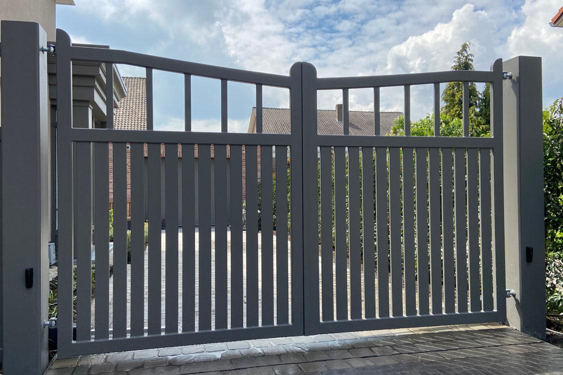 Moderne-poort